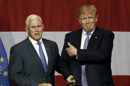 Trump, Pence continue to ignore COVID-19 guidelines