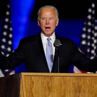 DV Exclusive: President Elect Joe Biden's full victory speech