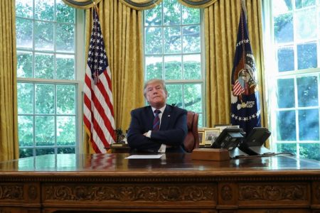 Can Trump prolong his stay at the White House?