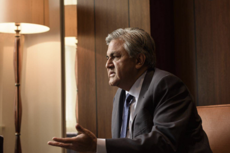 Professor Brian Brivati makes bombshell claims about Abraaj in new book