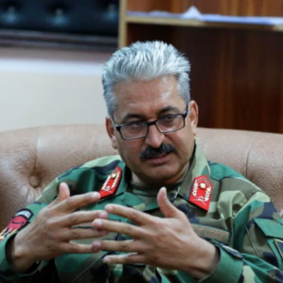US Army vacated Bagram Airbase without apprising Afghans: General Kohistani