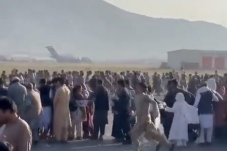 5 die inside Kabul airport after Taliban takeover