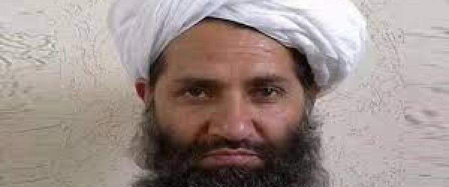 Taliban chief to lead new Afghanistan government