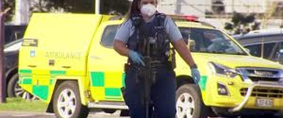 New Zealand police kill extremist after he stabs, wounds 6 people