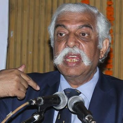 Delusional General Bakshi thinks GHQ is in Islamabad