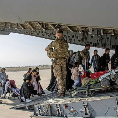 Afghans who helped British military will get permanent UK residency