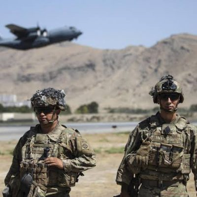 Former British soldier arrested by Taliban while trying to evacuate 400 Afghans
