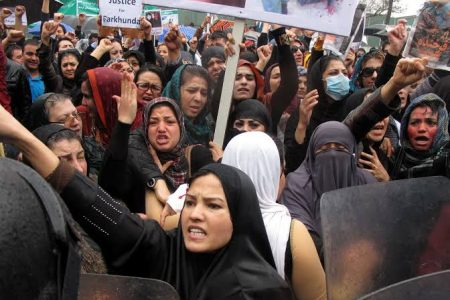 Taliban imposes ban on protest rallies