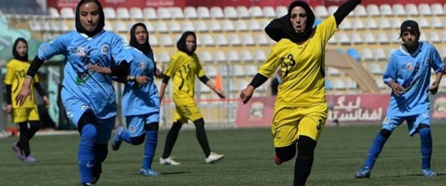 Taliban confirms it will not allow women to play sports
