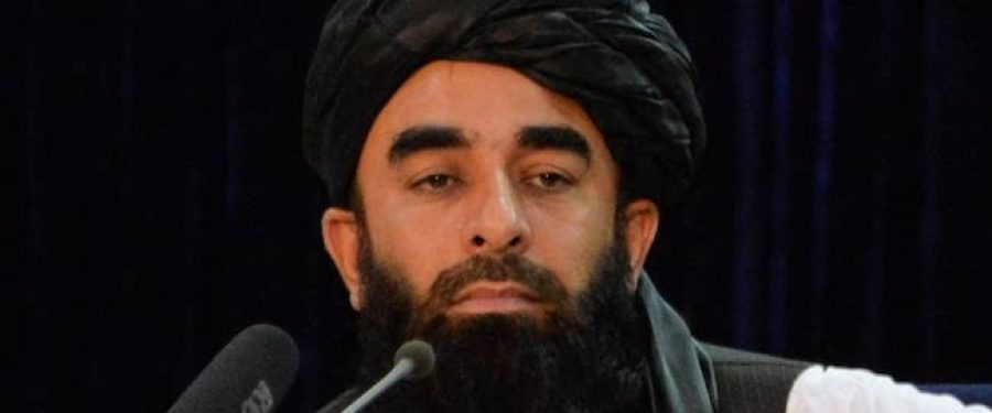 Twitter temporarily restricted Taliban Spokesperson's account